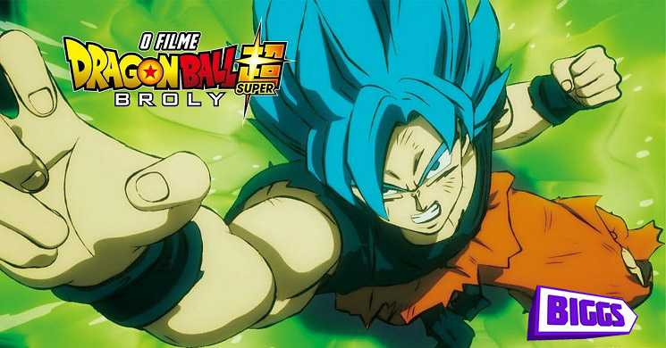 Dragon Ball Super: Broly no canal Biggs