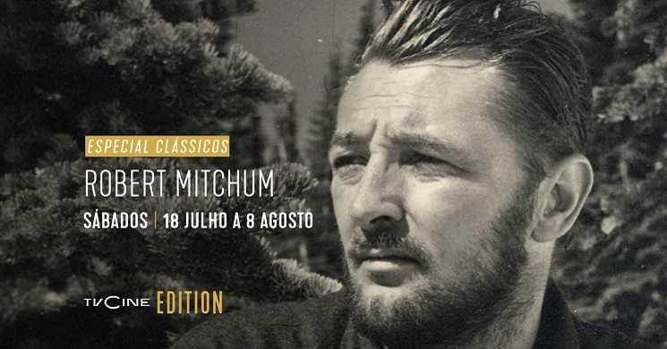 Especial Clássicos: Robert Mitchum no TVCine Edition