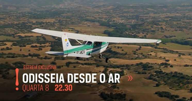 Canal Odisseia estreia esta noite o especial