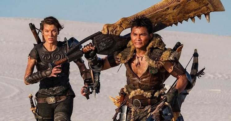 Estreia do filme Monster Hunter adiada para abril de 2021