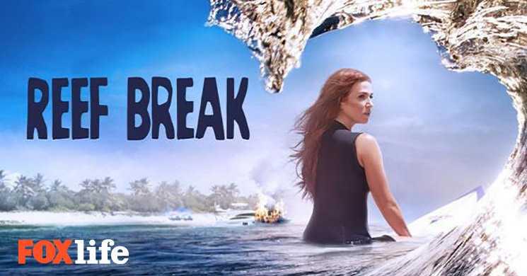 FOX Life estreia a série Reef Break