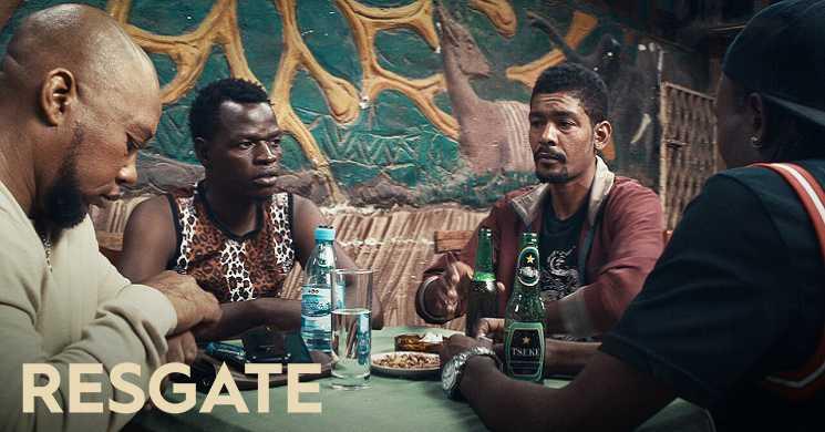 Filme moçambicano Resgate estreia na Netflix Portugal