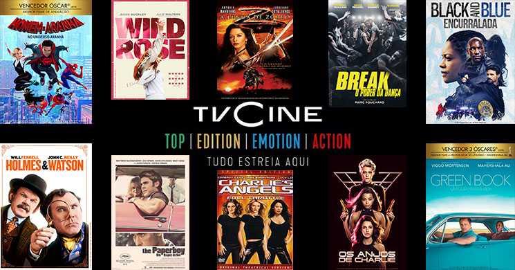 Filmes em destaque TVCine 27 a 31 de julho