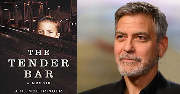 George Clooney pode dirigir o filme The Tender Bar