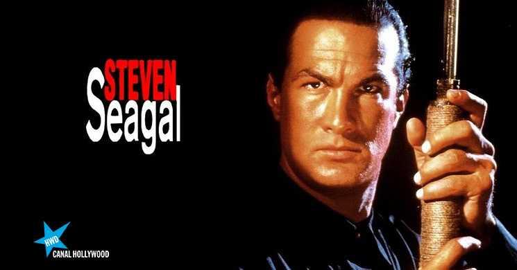 Mês de Steven Seagal no Canal Hollywood