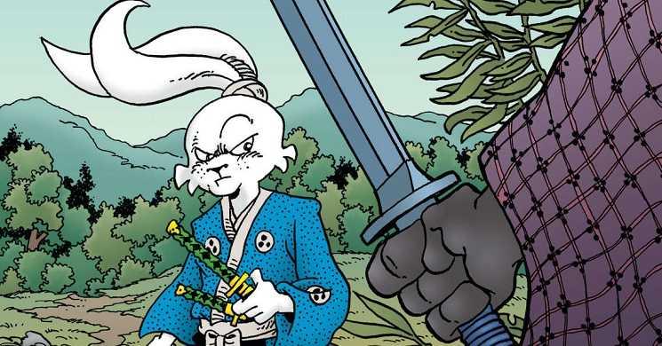 Netflix encomenda série baseada em Usagi Yojimbo