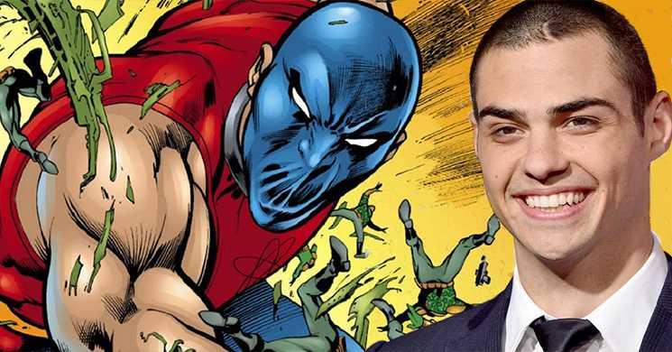 Noah Centineo vai interpretar Atom Smasher no filme