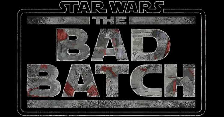 Star Wars: The Bad Batch série animada da Disney