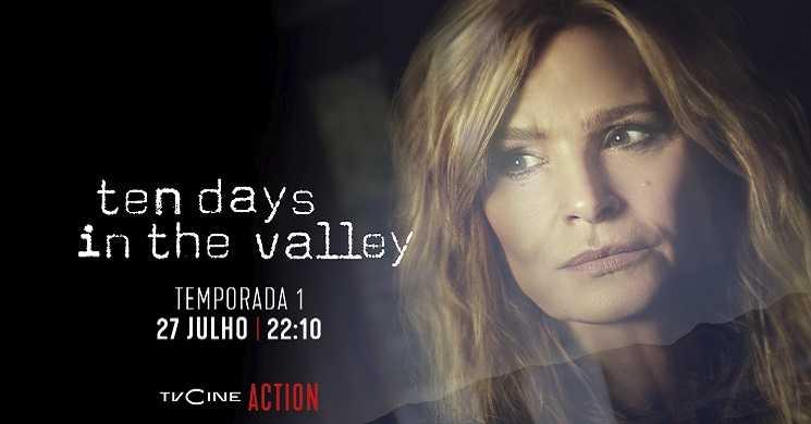 TVCine Action estreia a série Ten Days in the Valley