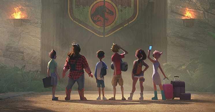 Netflix divulga teaser da série animada