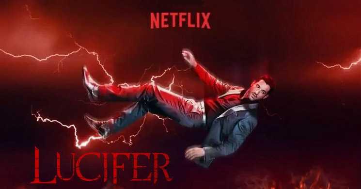 Trailer portugues da série Lucifer