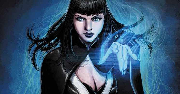 Zatanna pode chegar ao cinema numa versão em live-action
