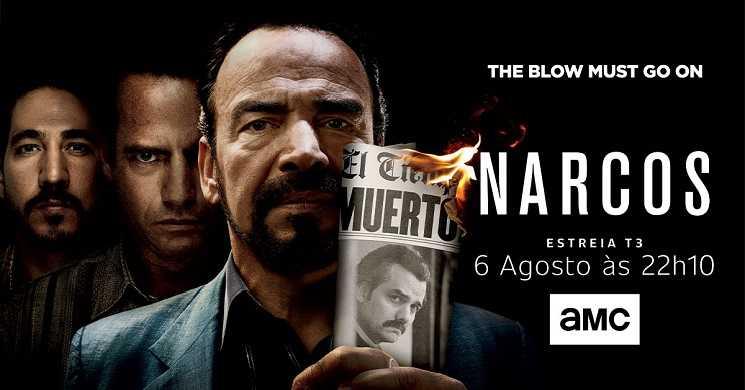 AMC Portugal estreia esta noite a terceira temporada de