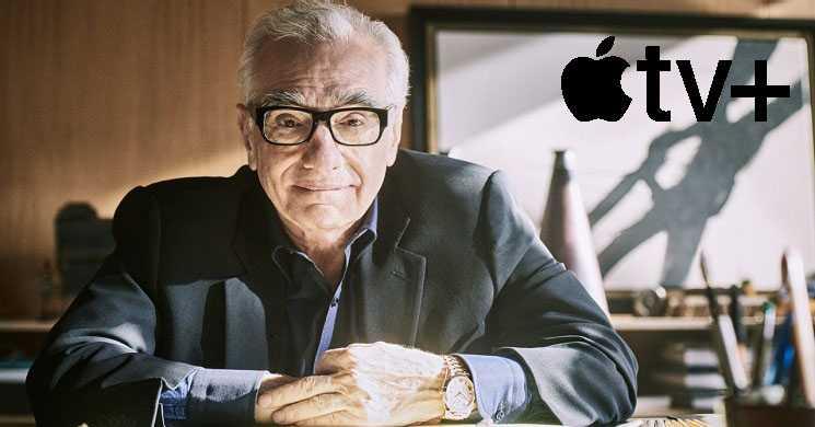 Apple fechou acordo com Martin Scorsese para desenvolvimento de novos projetos
