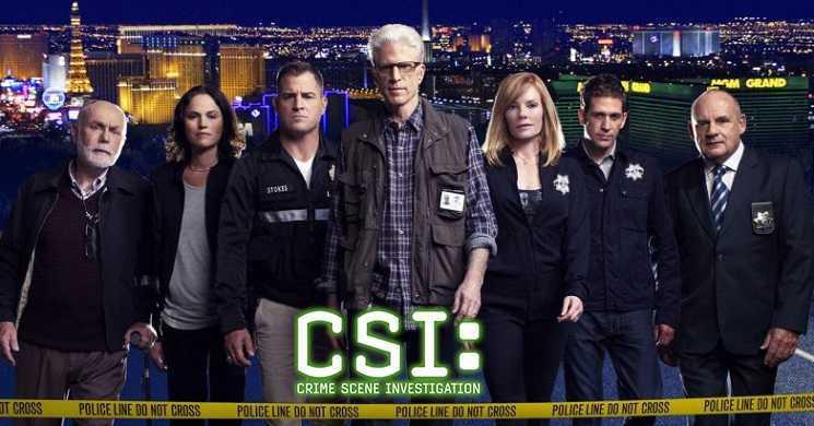 CSI Vegas Franquia regressa com atores da série original