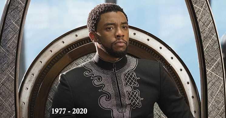 Chadwick Boseman morreu aos 43 anos