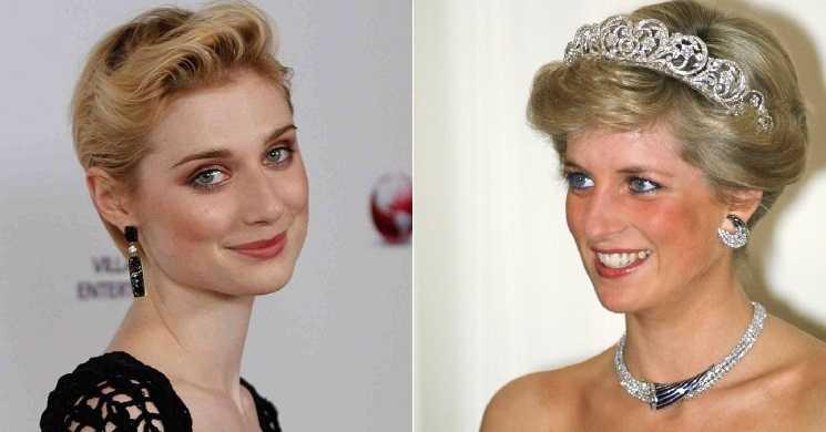Elizabeth Debicki será a Princesa Diana nas duas últimas temporadas de