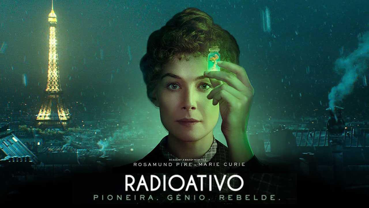 Estreia do filme Radioativo