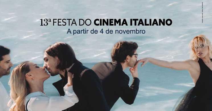 Festa do Cinema Italiano vai passar por mais de 10 cidades portuguesas em novembro