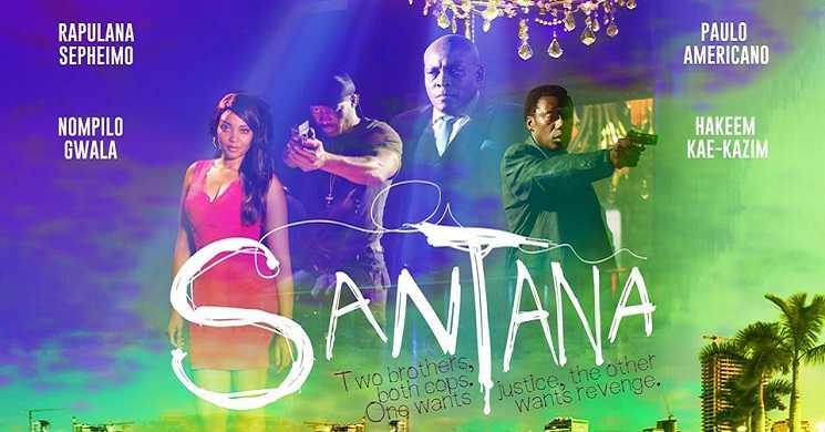 Filme angolano Santana vai estrear na Netflix