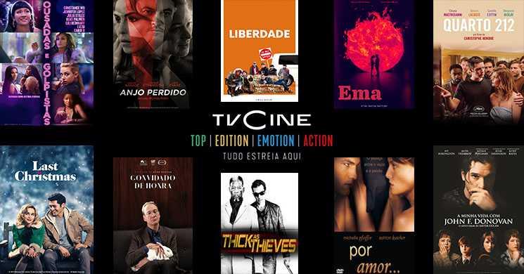 Filmes em destaque nos canais TVCine 10 a 16 agosto