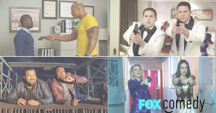 Fox Comedy emite especial de cinema em setembro