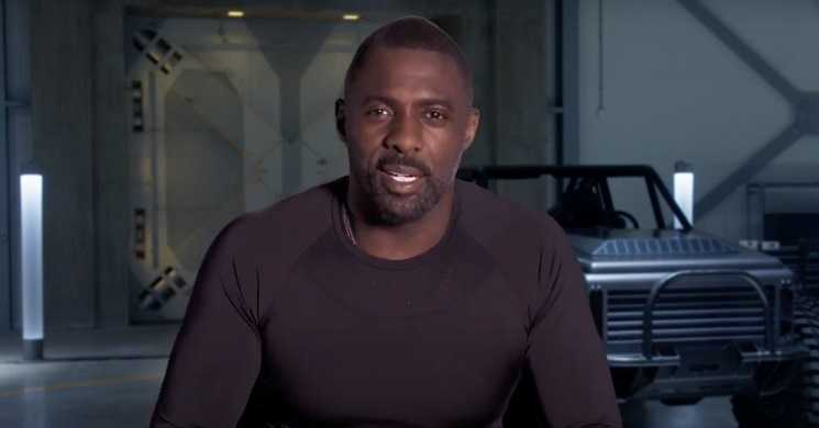 Idris Elba vai protagonizar um thriller de espionagem para a Apple