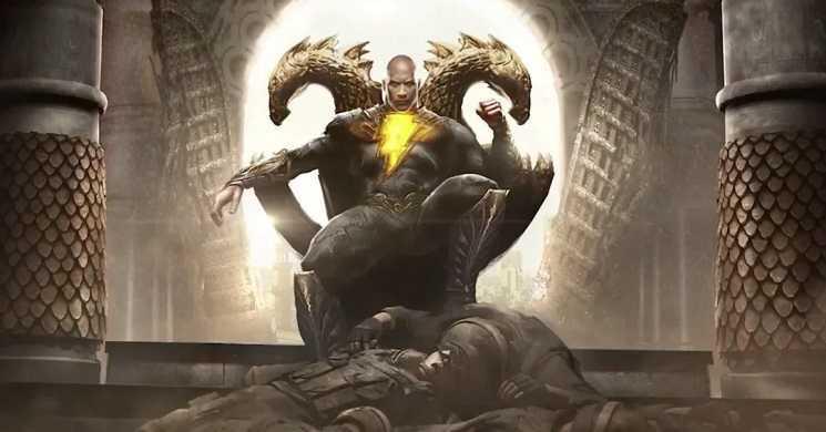 Imagem do filme Black Adam