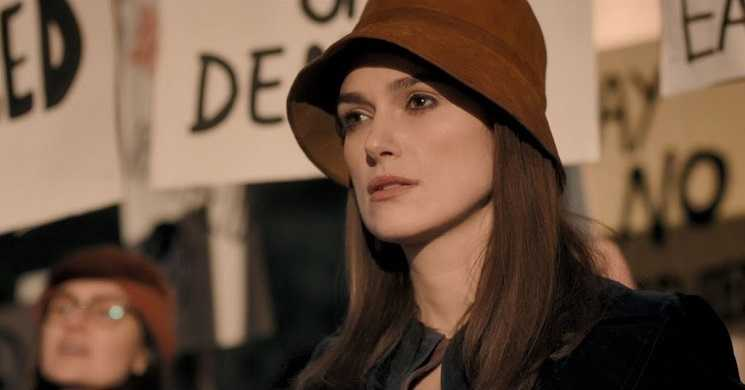 Keira Knightley protagonista da série The Essex Serpent