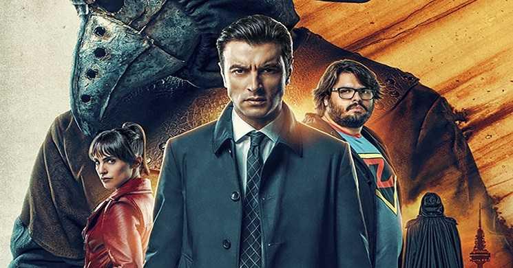 Netflix Portugal estreia do filme Origem Secretas