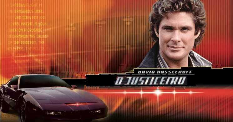O Justiceiro com David Hasselhof a caminho do cinema