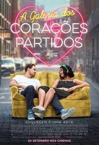 Poster do filme A Galeria dos Corações Partidos