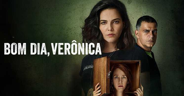 Série brasileira Bom Dia, Verônica estreia em outubro na Netflix