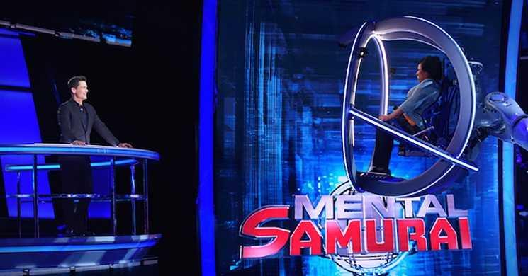 T2 de Mental Samurai dos EUA vai ser gravada em Portugal