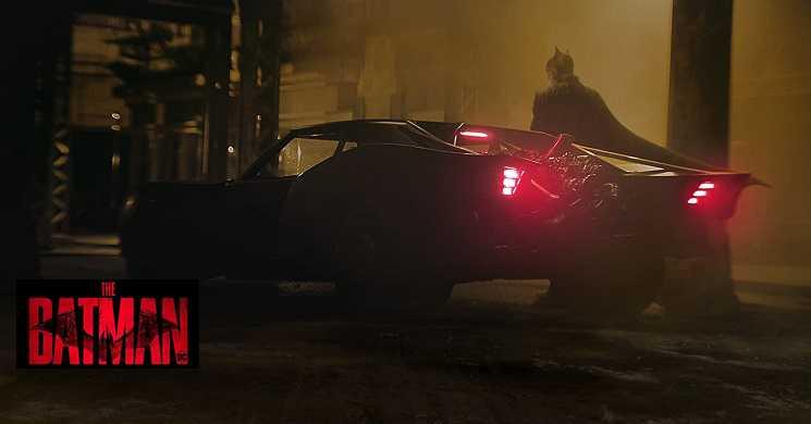 Teaser trailer legendado de The Batman