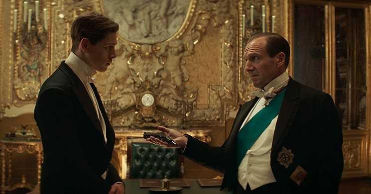 Trailer final português do filme The King's Man: O Inicio
