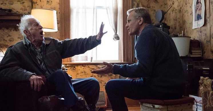 Trailer do filme Falling de Viggo Mortensen