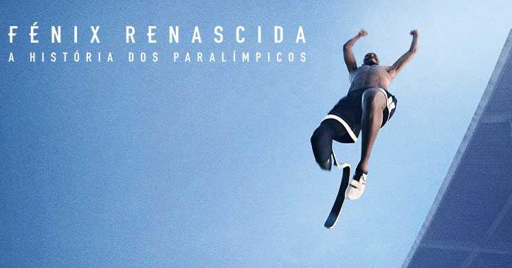 Trailer do filme Fénix Renascida: A História dos Paralímpicos
