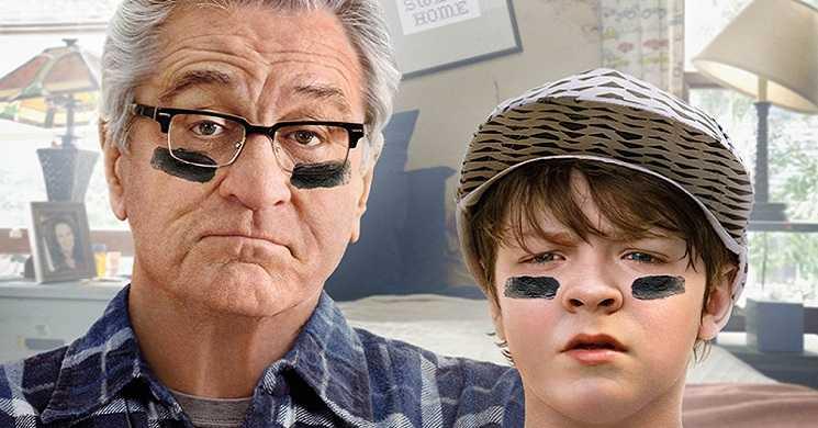 Trailer do filme The War With Grandpa