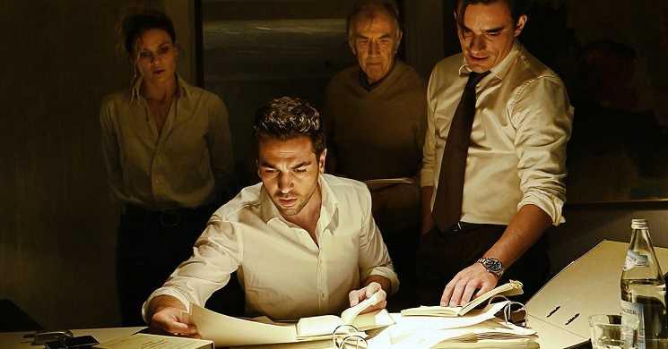 Trailer legendado em português do filme O Caso Collini