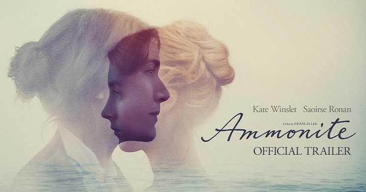 Trailer oficial do filme Ammonite