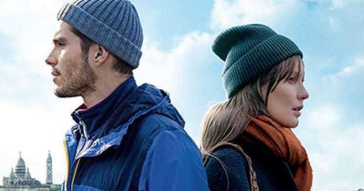 François Civil e Ana Girardot no trailer do filme
