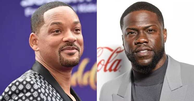 Will Smith e Kevin Hart vão protagonizar o remake de