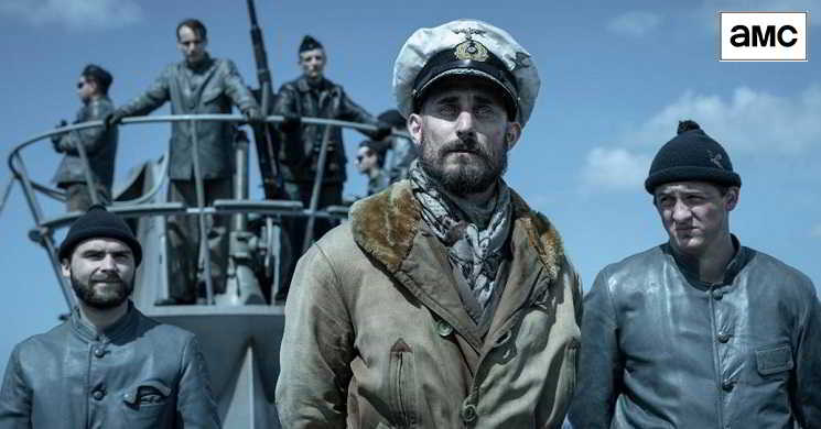 AMC Portugal estreia temporada 2 de Das Boot: O Submarino