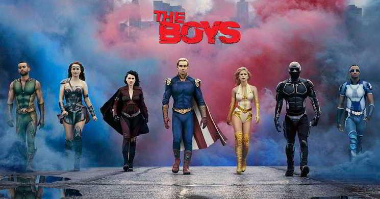 Amazon prepara spin-off da série The Boys