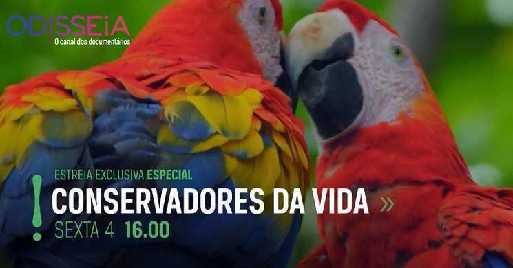 Canal Odisseia estreia o especial
