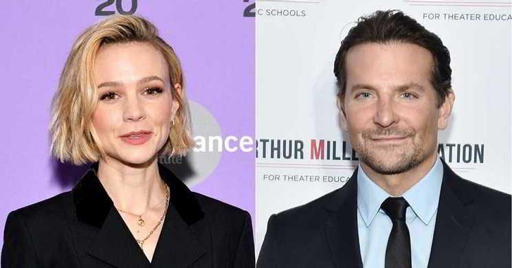 Carey Mulligan será a mulher de Bradley Cooper em