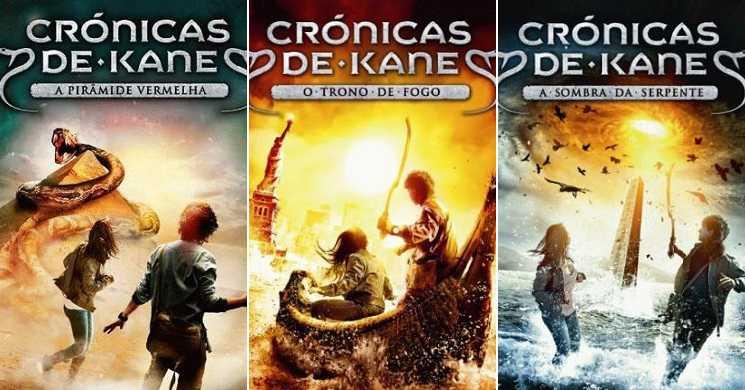 Crónicas de Kane vai ser adaptada na Netflix