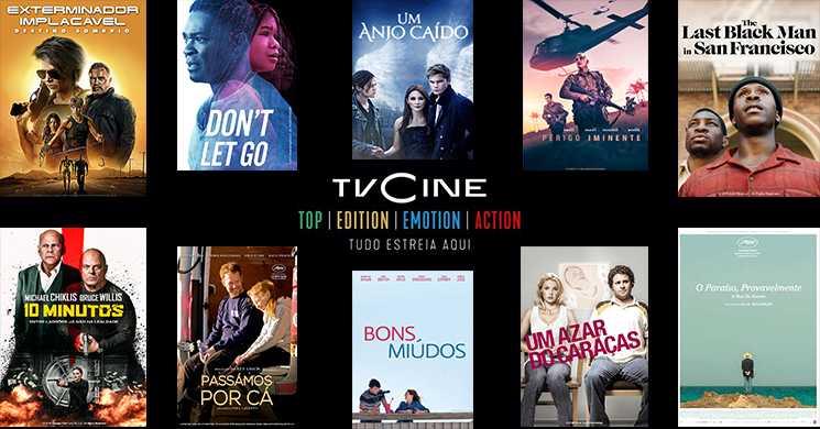Filmes em destaque na programação dos Canais TVCine de 7 a 9 de setembro