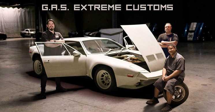 Discovery estreia a série G.A.S. Extreme Custom